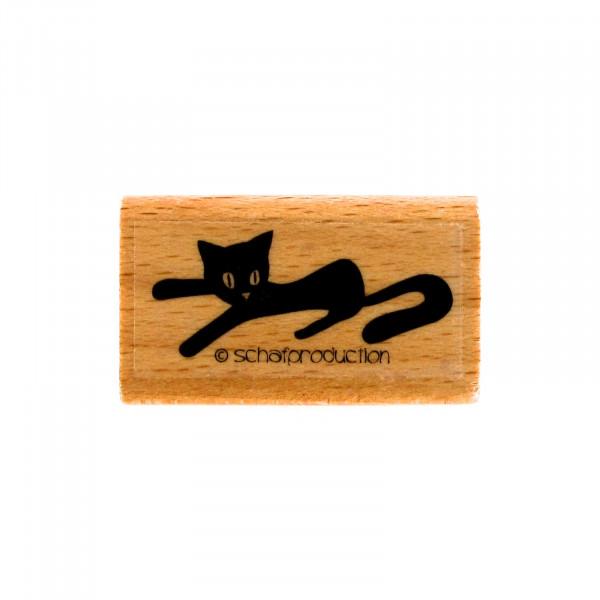 Motivstempel - Katze