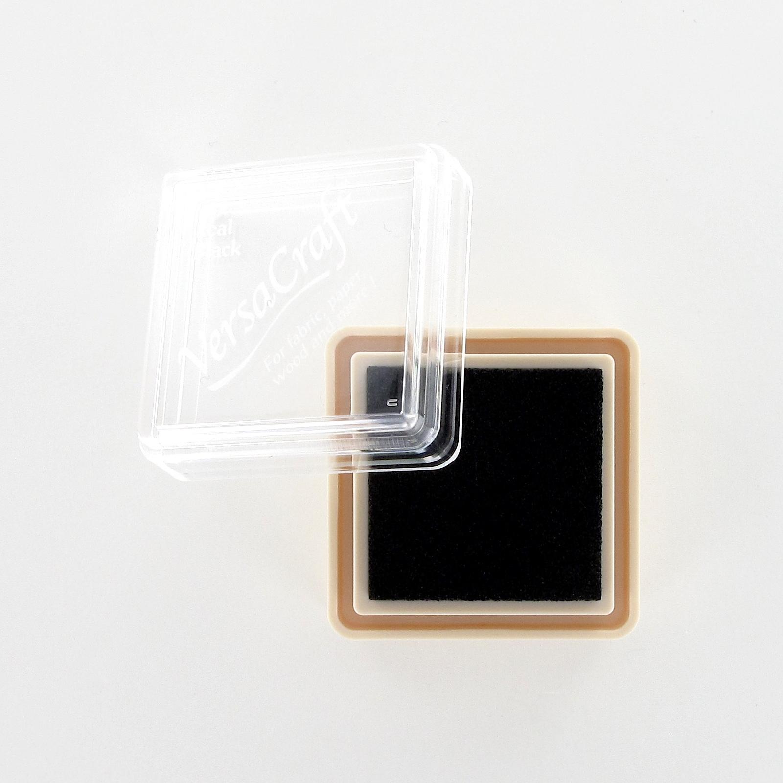 Stempelkissen Real Black sehr gut für Seidenpapier geeignet