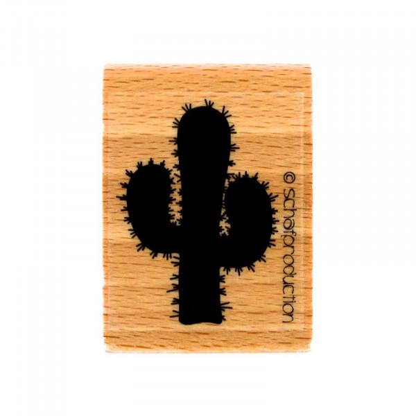 Motivstempel - Kaktus
