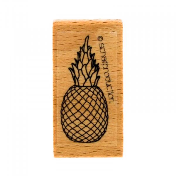 Motivstempel - Ananas